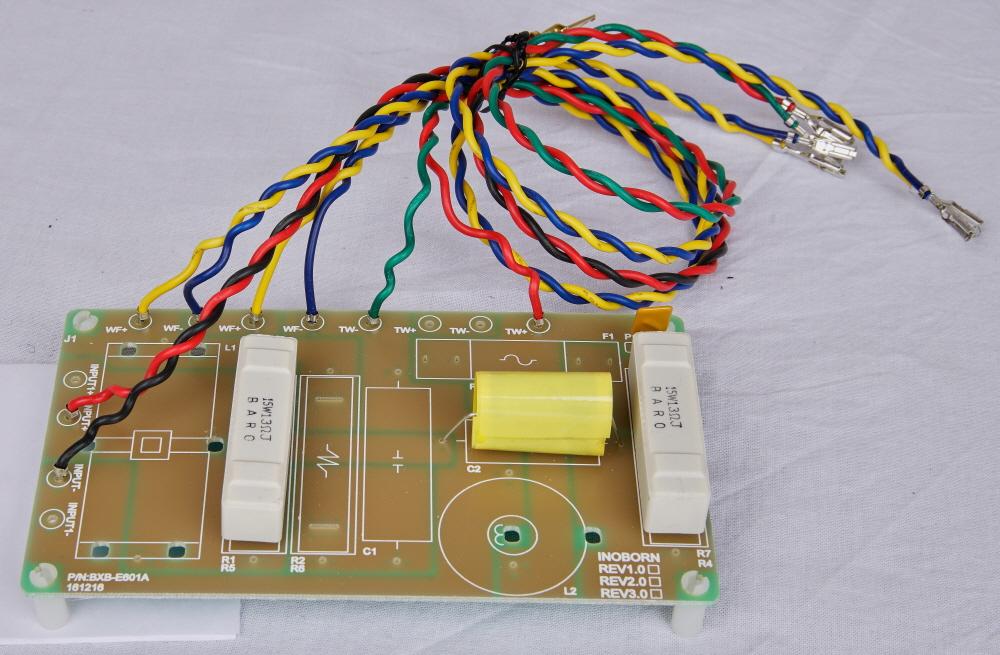 IB-601L 마블 낮은 선반 스피커